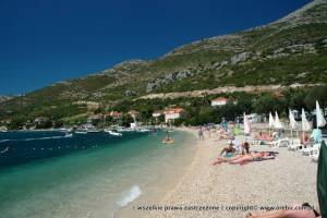 Najlepsze plaże w Chorwacji-zdjęcia i opisy. Panoramy 360 stopni.
