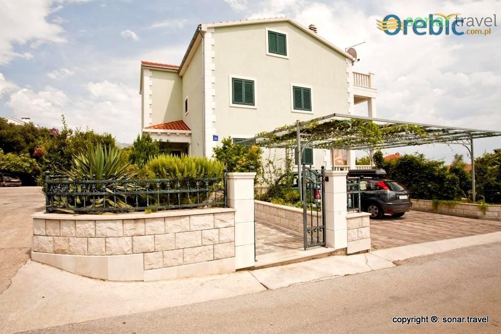 Zielona orebi chorwacja for Cloud 9 villas