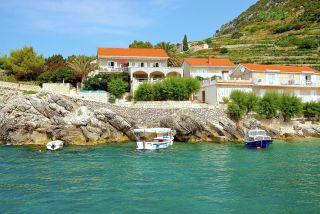 Wczasy Chorwacja, Apartamenty Podobuce (), Podobuče